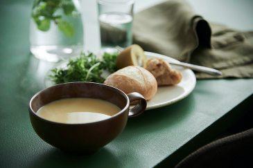 Pan&スープの種子島産安納芋のポタージュ