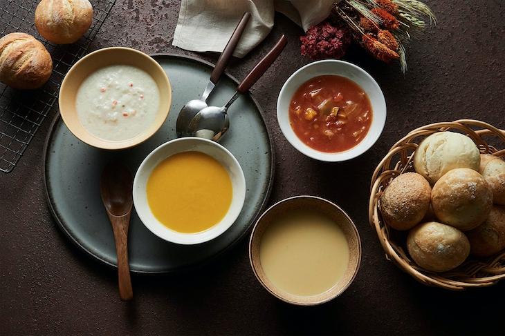 Pan&スープのモーニング