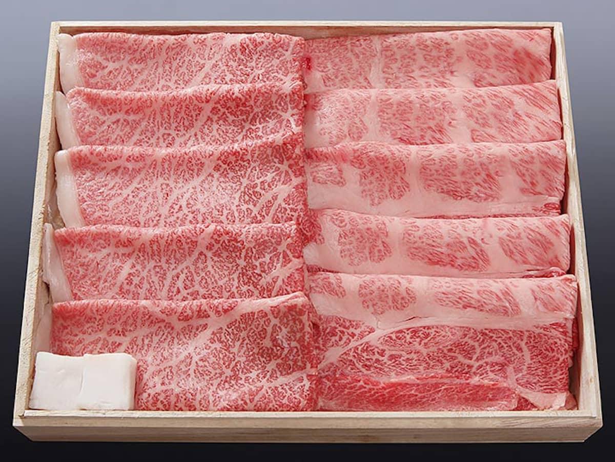 松阪牛やまとのすき焼きセット