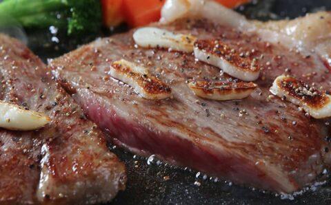 松阪牛やまとのステーキ
